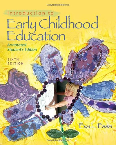 9781428360532: Introduction to Early Childhood Education (What's New in Early Childhood)