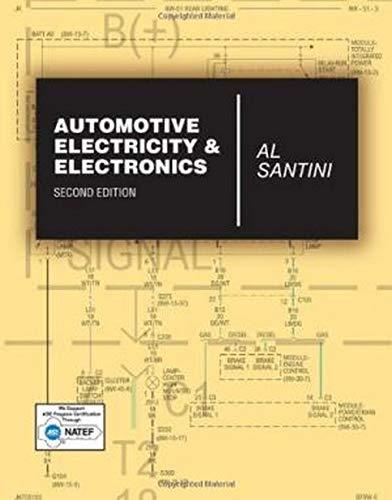 9781428399617: Automotive Electricity & Electronics