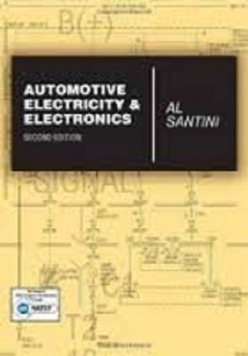 9781428399624: Workbook for Santini's Automotive Electricity & Electronics