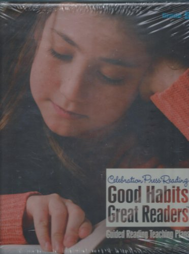 9781428416581: Good Habits Great Readers, Grade 5, Shared Reading Teacher's Guide (Celebration Press Reading)