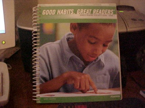 Good Habits, Great Readers Shared Reading Teacher's: Adria Klein, Nancy
