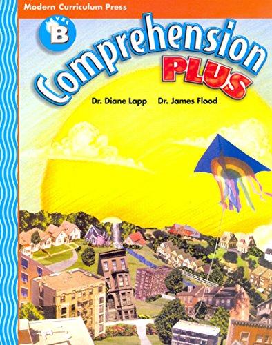 COMPREHENSION PLUS 2011 STUDENT EDITION LEVEL B: Pearson