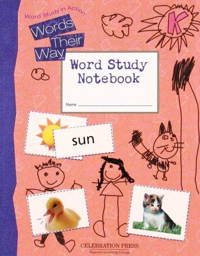 9781428432345: WORDS THEIR WAY: WORD STUDY IN ACTION HOME SCHOOL BUNDLE GRADE K 2005C