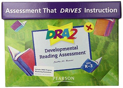 9781428432505: Developmental Reading Assessment Second Edition Plus Kit Grade K/3 Copyright 2012