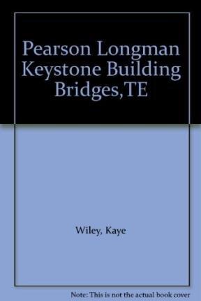 Keystone Building Bridges Te 2013: Varios