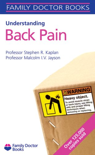 9781428500099: Understanding Back Pain