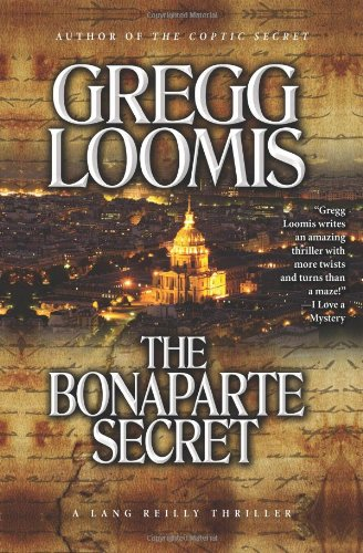 9781428511125: The Bonaparte Secret (Lang Reilly Thrillers)