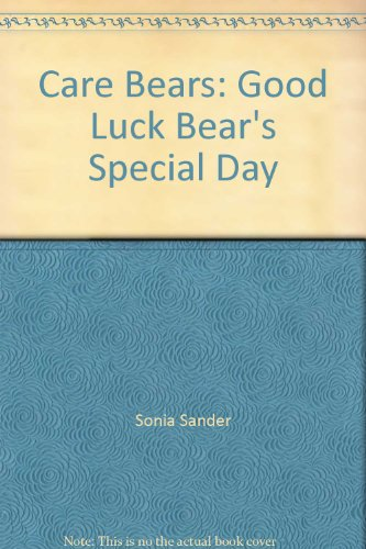 9781428714809: Care Bears: Good Luck Bear's Special Day