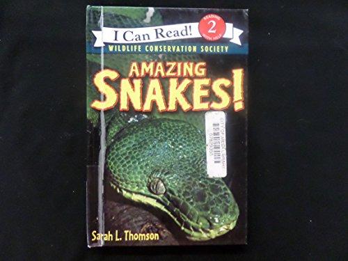9781428737211: Amazing Snakes!