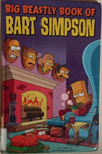9781428745964: Big Beastly Book of Bart Simpson