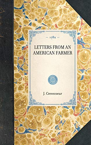 9781429000109: Letters from an American Farmer (Travel in America)
