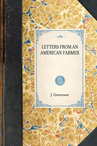 9781429000116: Letters from an American Farmer (Travel in America)