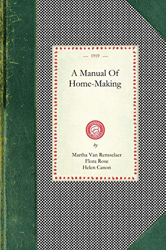9781429012416: Manual Of Home-Making (Cooking in America)