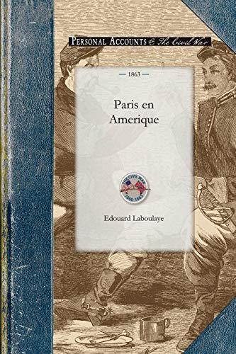9781429015585: Paris En Amerique
