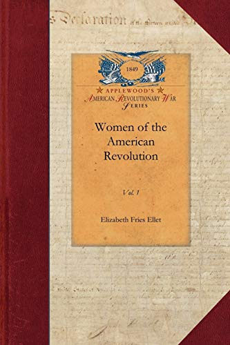 9781429016766: Women of the American Revolution, Vol. 1 (Revolutionary War)