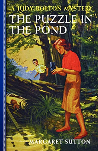 9781429090544: Puzzle In The Pond #34 (Judy Bolton Mysteries)