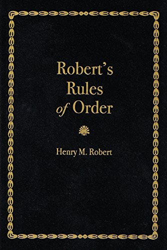 9781429094269: Robert's Rules of Order
