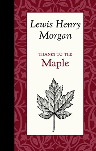 Thanks to the Maple: Morgan, Lewis