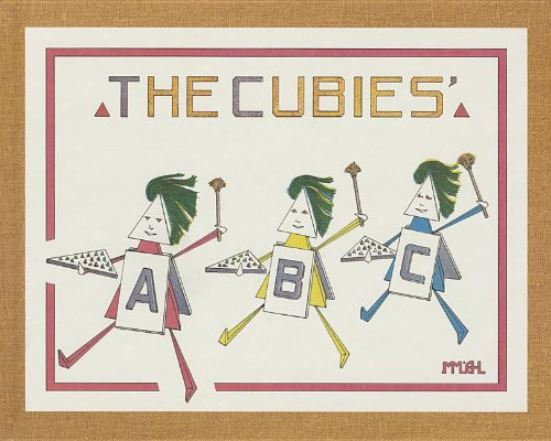 9781429098106: The Cubies' ABC