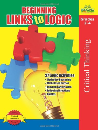 9781429104128: Beginning Links to Logic - Grades 2-4