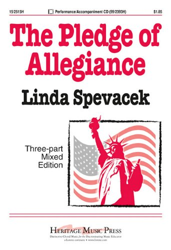 The Pledge of Allegiance (1429106042) by Bellamy, Francis