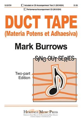 9781429106498: Duct Tape: Materia Potens Et Adhaesiva