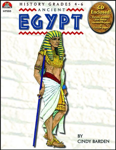 9781429108171: Ancient Egypt - Book and PowerPoint CD