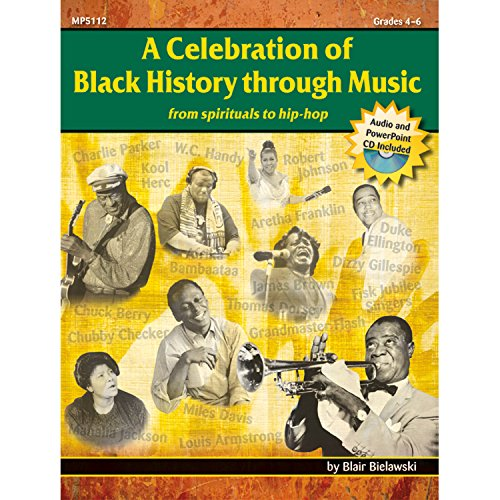 9781429115032: A Celebration of Black History Through Music