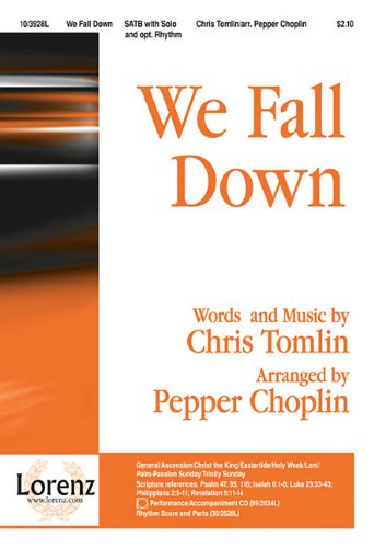 9781429115162: We Fall Down