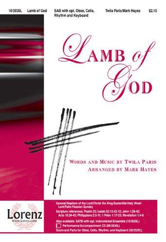 9781429115261: Lamb of God