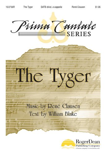 9781429115490: The Tyger
