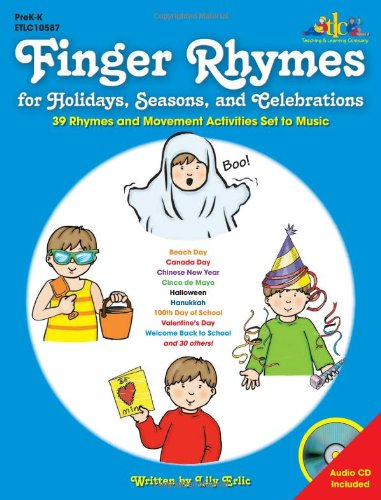 9781429118293: Finger Rhymes for Holidays, Seasons, and Celebrations
