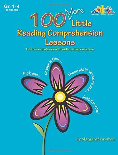100 More Little Reading Comprehension Lessons: Margaret Brinton
