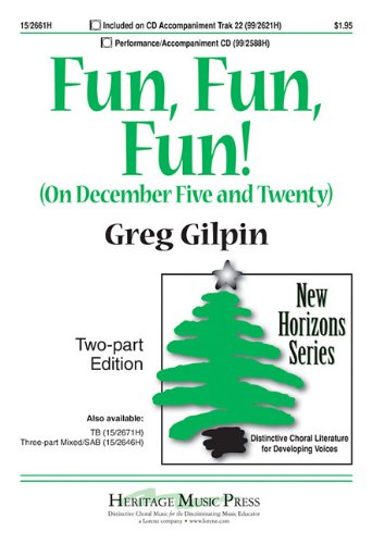 9781429119047: Fun, Fun, Fun!: On December Five and Twenty