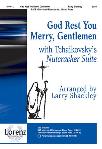 9781429119955: God Rest You Merry, Gentlemen: With Tchaikovskys
