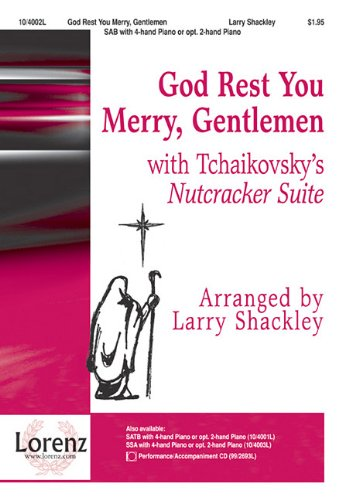 9781429119962: God Rest You Merry, Gentlemen: With Tchaikovsky's