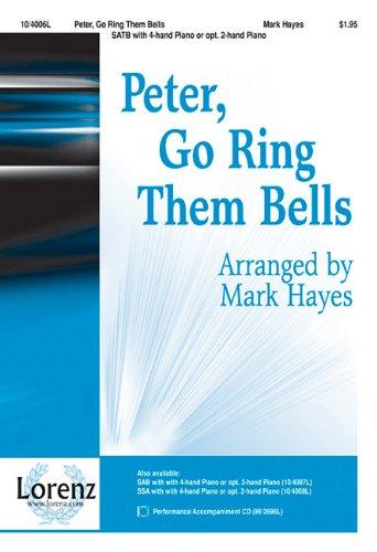 9781429120029: Peter, Go Ring Them Bells