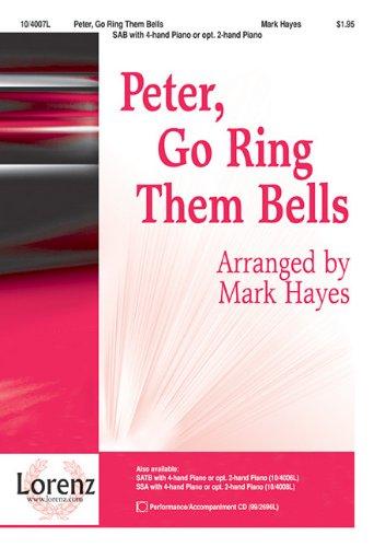 9781429120036: Peter, Go Ring Them Bells