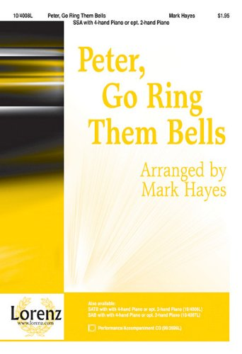 9781429120043: Peter, Go Ring Them Bells
