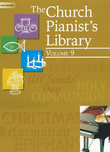 The Church Pianist's Library, Volume 9: Lorenz Publishing Company