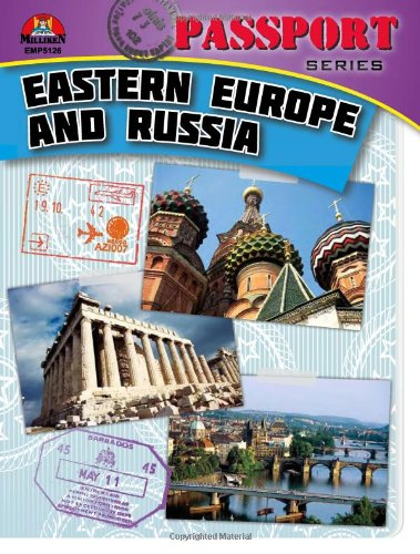 9781429122528: Eastern Europe and Russia (Passport)