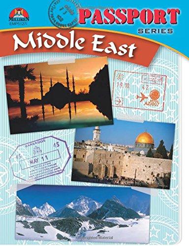 9781429122535: Middle East (Passport (Miliken))