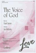 9781429125864: The Voice of God: SATB with Opt. Cello