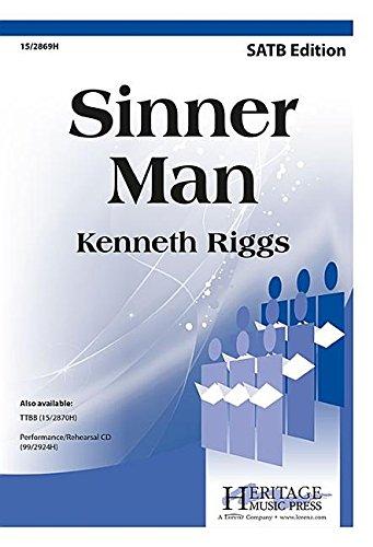 9781429128735: Sinner Man