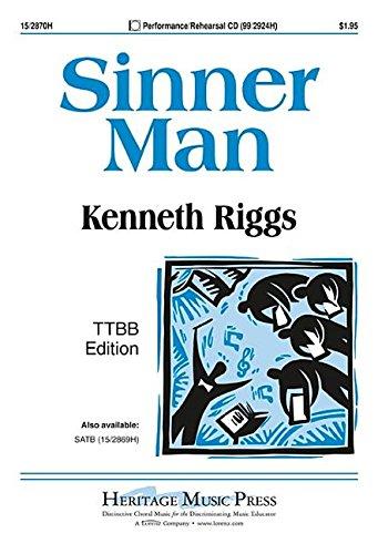 9781429128742: Sinner Man