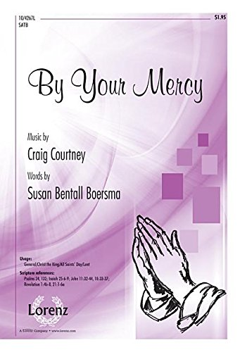 9781429129572: By Your Mercy (Sacred Anthem, SATB, Piano)
