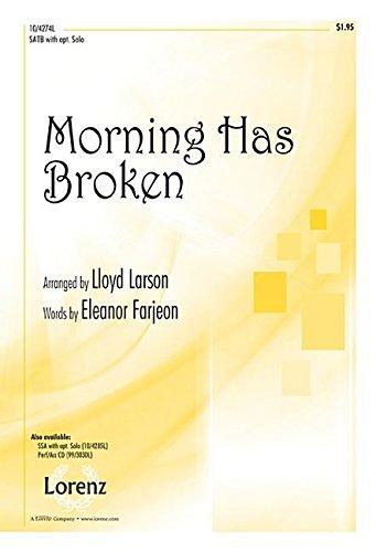 9781429129619: Morning Has Broken (Sacred Anthem, SATB, Piano)