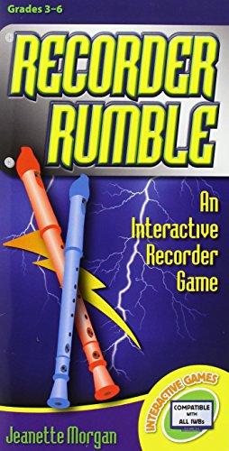 9781429130431: Recorder Rumble: An Interactive Recorder Game