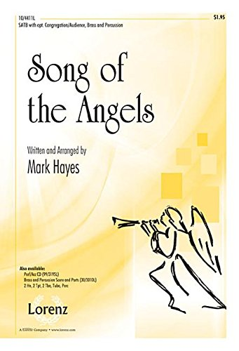 9781429133326: Song of the Angels: Angels We Have Heard on High/Hark! The Herald Angels Sing (Sacred Anthem, SATB, Piano)