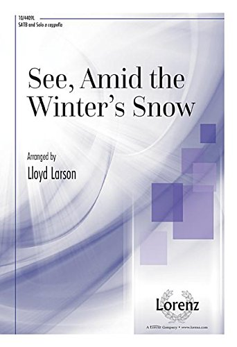9781429133357: See, Amid the Winter's Snow